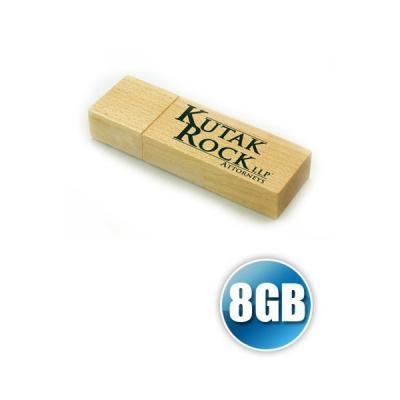- Pen drive 8GB Ecológico Personalizado