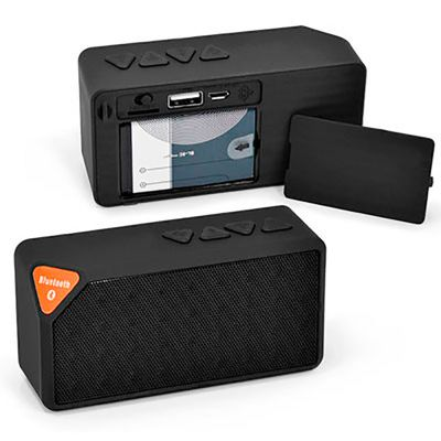 Energia Brindes - Caixa de som para Notebook Personalizada - Caixas de som para PC Personalizadas