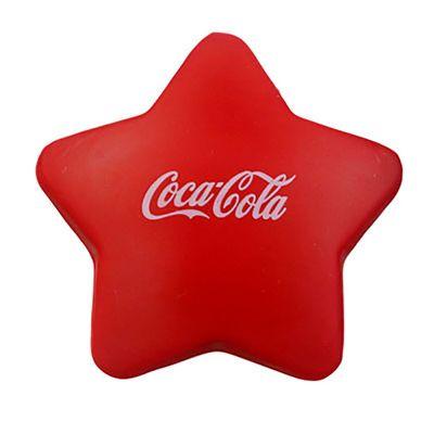 Estrela Anti-Stress Personalizada | Estrela anti stress personalizada. É o brinde personalizado ideal para seu evento. | ST ESTRELA VINIL - Energia Brindes