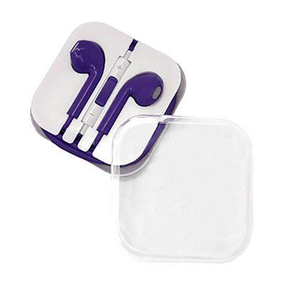 Fone de ouvido Personalizado | Fone de ouvido Personalizado para brinde. Com microfone e controle de volume no cabo. Som estéreo de alta qualidade e embalagem incolor. É o brinde personalizado ideal para seu evento. | ST FONE6
