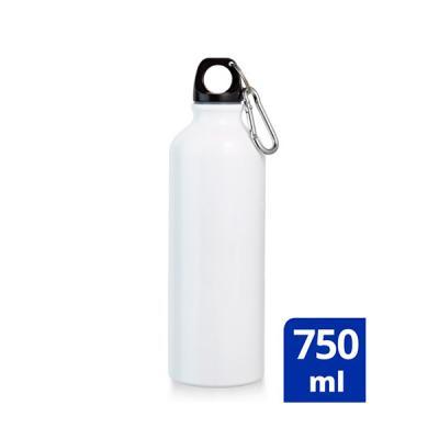 Garrafa de Alumínio Esportiva Personalizada - Energia Brindes