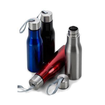 Garrafa Squeeze de Metal Personalizada - Energia Brindes