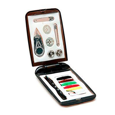 Kit de Costura Personalizado   Kit de Costura Personalizado. Em prático e resistente estojo e com impressão da logo em silk. É o brinde ideal para fid... - Energia Brindes