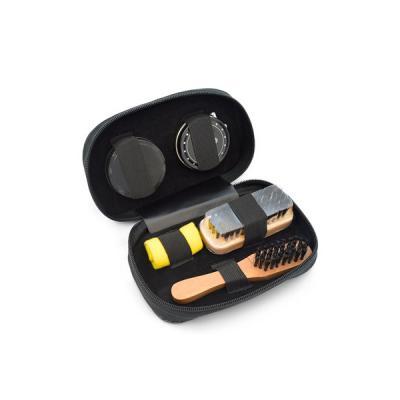 Energia Brindes - Kit Engraxate Personalizado para Viagens