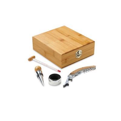 Energia Brindes - Kit Vinho Personalizado para Brindes