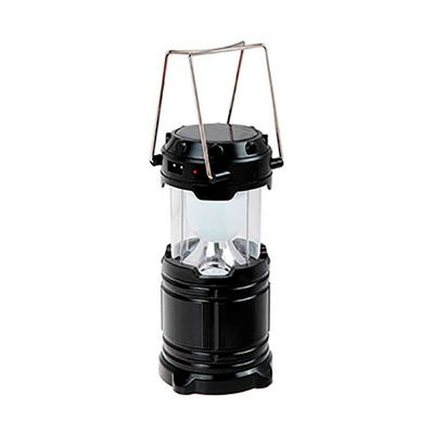 Energia Brindes - Lanterna Solar Recarregável Personalizada - Brindes