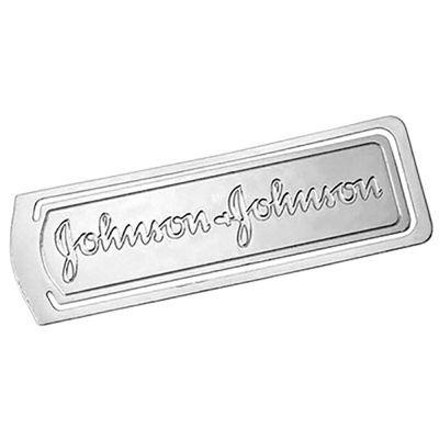Energia Brindes - Marca Página Personalizado | Marcadores de Página Personalizado Promocional. Feito em metal com personalização da logomarca através do processo de PRD...