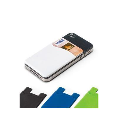 energia-brindes - Porta Cartões para Celular Personalizado