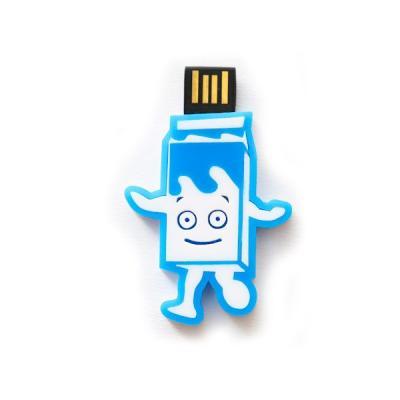 Pen drive Retrátil Customizado em Acrílico | Pen drive Customizado em acrílico. Com capacidade de 4GB. Desenvolvemos o modelo conforme necessidade. Produto embalado individualmente em sacos plásticos. | ST PDCUST03