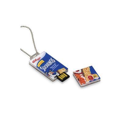 energia-brindes - Pen drive Customizado com tampa em Acrílico