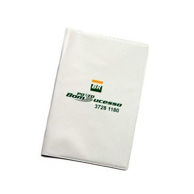 Carteira Porta Documentos Personalizados - Energia Brindes