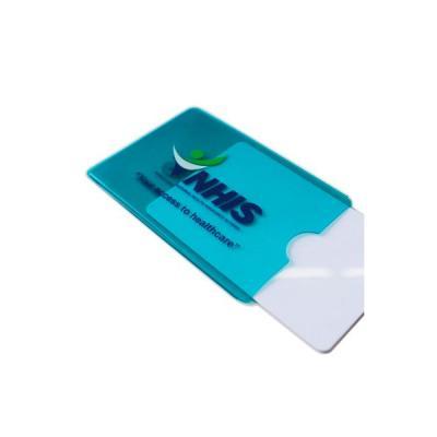 Energia Brindes - Porta Cartão de Credito em PVC Personalizado