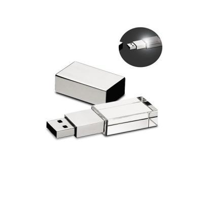 Energia Brindes - Pen drive Acrílico Diferente para Brindes