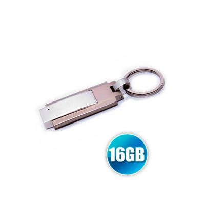 energia-brindes - Pen drive 16GB modelo Chaveiro Personalizado