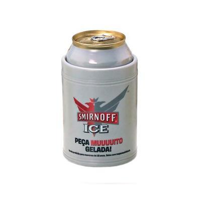 Energia Brindes - Porta Cerveja Personalizado