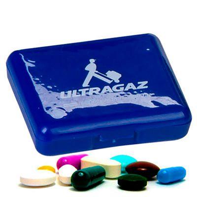 Caixa Porta Comprimidos - Energia Brindes