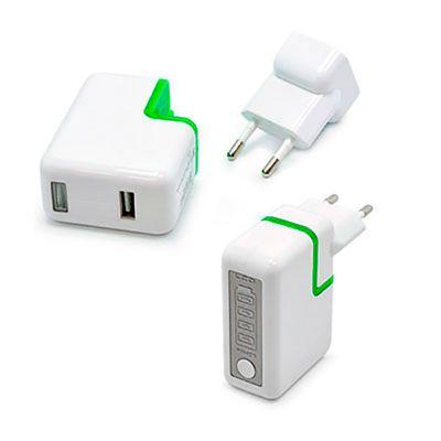 Energia Brindes - Carregador Iphone Portátil Personalizado