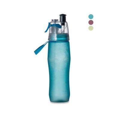 energia-brindes - Garrafa Squeeze com Borrifador Personalizado