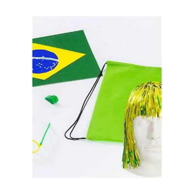 Kit Torcedor do Brasil Personalizado - Energia Brindes