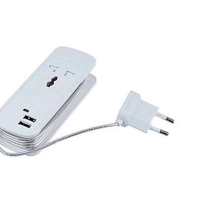 Adaptador de Tomada USB Personalizado - Energia Brindes