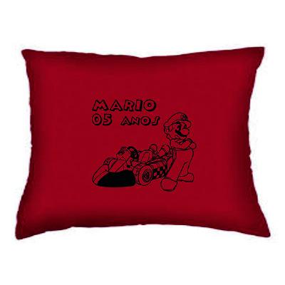 rose-sacolas - Almofada