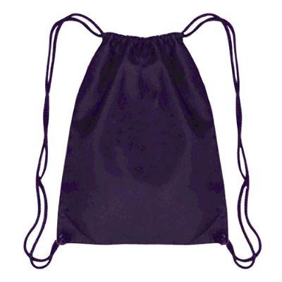 rose-sacolas - Sacola mochila promocional personalizada
