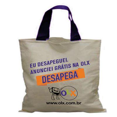 rose-sacolas - Sacola ecologica promocional personalizada