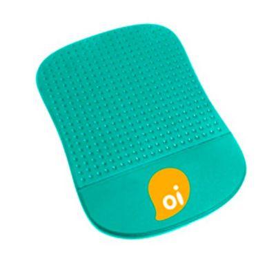 Make Brazil - Porta celular em gel para painel de carro