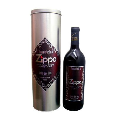 Vinho 750ml na lata - Make Brazil