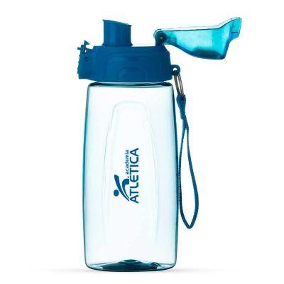 make-brazil - Squeeze plástico 600ml com medidor - ref.0018165