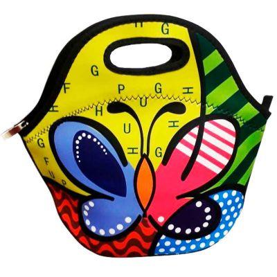make-brazil - Lancheira térmica Neoprene - Bolsa de mão 5 litros