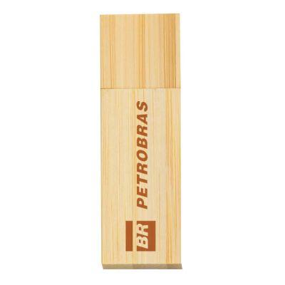 make-brazil - Pen Drive 4GB bambu
