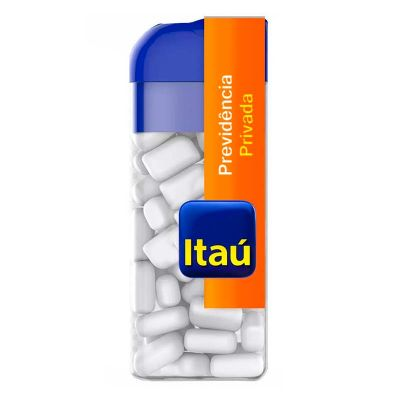 Make Brazil - Pastilhas mini minty 14g personalizada