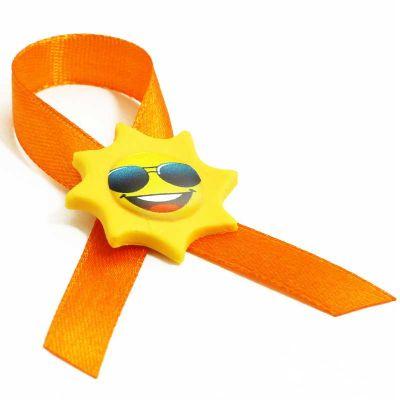 make-brazil - Laço solzinho - Dezembro laranja