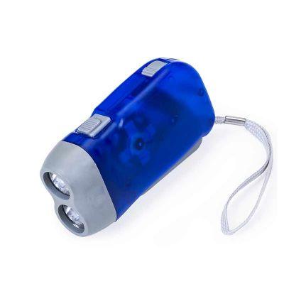 make-brazil - Lanterna Dínamo com 2 LEDs