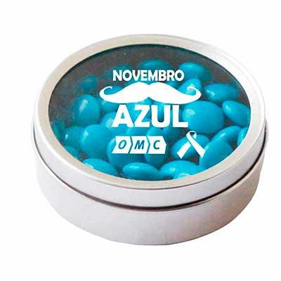 Make Brazil - Latinha com confetes