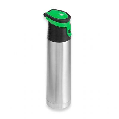 BTM Brindes - Garrafa térmica em inox 1 L com alça