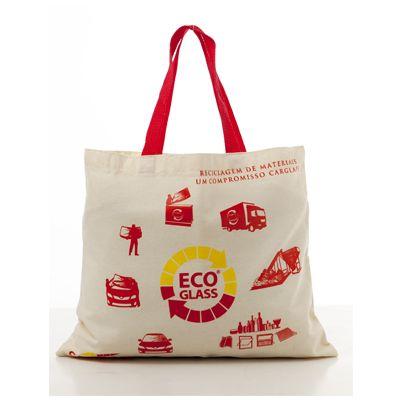 Agita Brindes - Ecobag personalizada