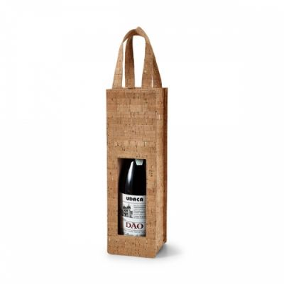 Agita Brindes - Sacola para 1 garrafa de vinho