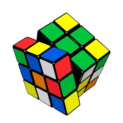 Cubo Mágico Personalizado - Park Brindes