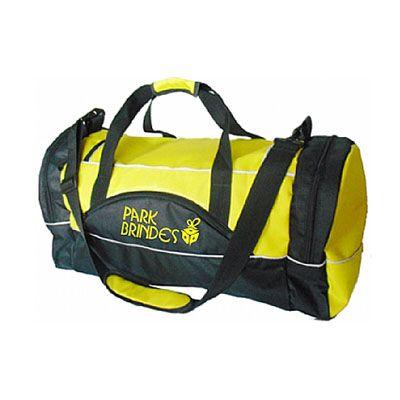 Park Brindes - Bolsa de viagem personalizada.