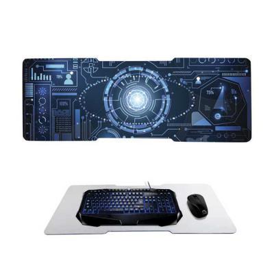- Mouse Pad Gamer , tamanho 28x76cm. Caixa individual inclusa. Estampa por sublimação sem limite de cores. Base pode ser em látex ou borracha. A diferen...