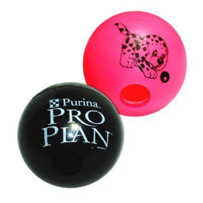 Bola em vinil para diversão ou adestramento