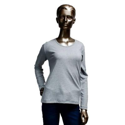 GriffiPett - Camiseta feminina com manga longa