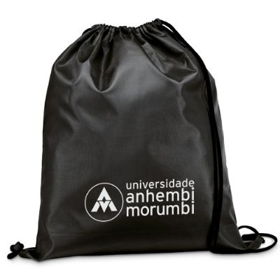 ac5fdd146 Saco mochila em nylon personalizado. Ops! Produto indisponível. Iniciativa  Brindes