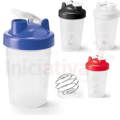 Shaker Personalizado. Com escala de medição. Capacidade  550 ml ... 93738bab71