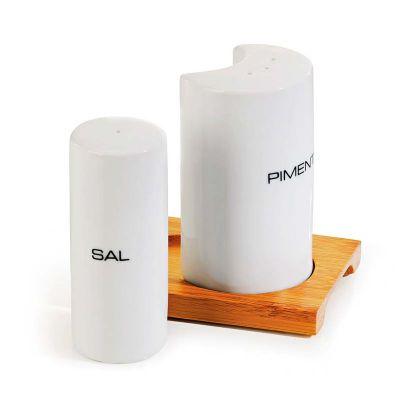 Atos Brindes - Conjunto de sal e pimenta