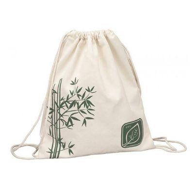 Atos Brindes - Saco mochila ecológica.