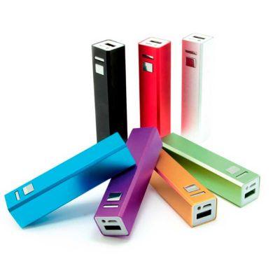 Atos Brindes - Power Bank - Carregador para celular com cabo USB