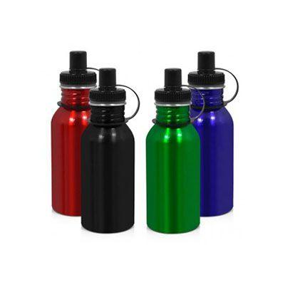 atos-brindes - Squeeze de alumínio, 500 ml.